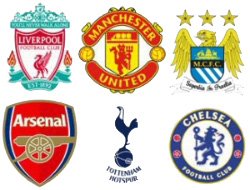 The Secret Footballer played for a big club - one of these 6?